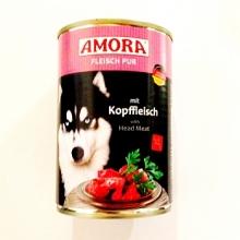 Amora színhús konzerv fejhússal 400g