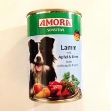 Amora Sensitive színhús konzerv  báránnyal 400g