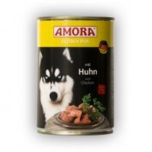 Amora színhús konzerv csirkével 400g